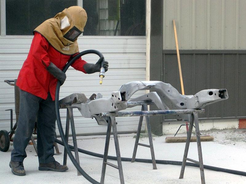 Central Minnesota Sandblasting And Restoration Services